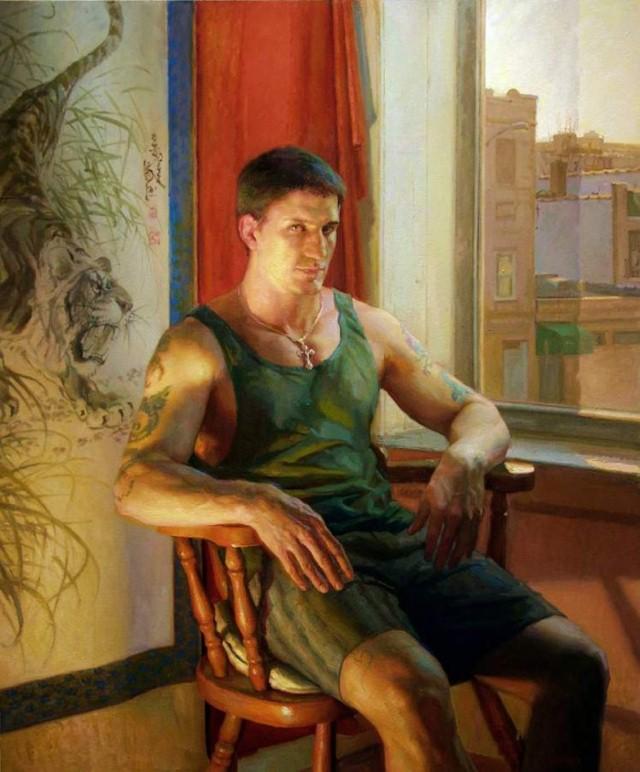 Современные художники Америки. Dan Thompson 16