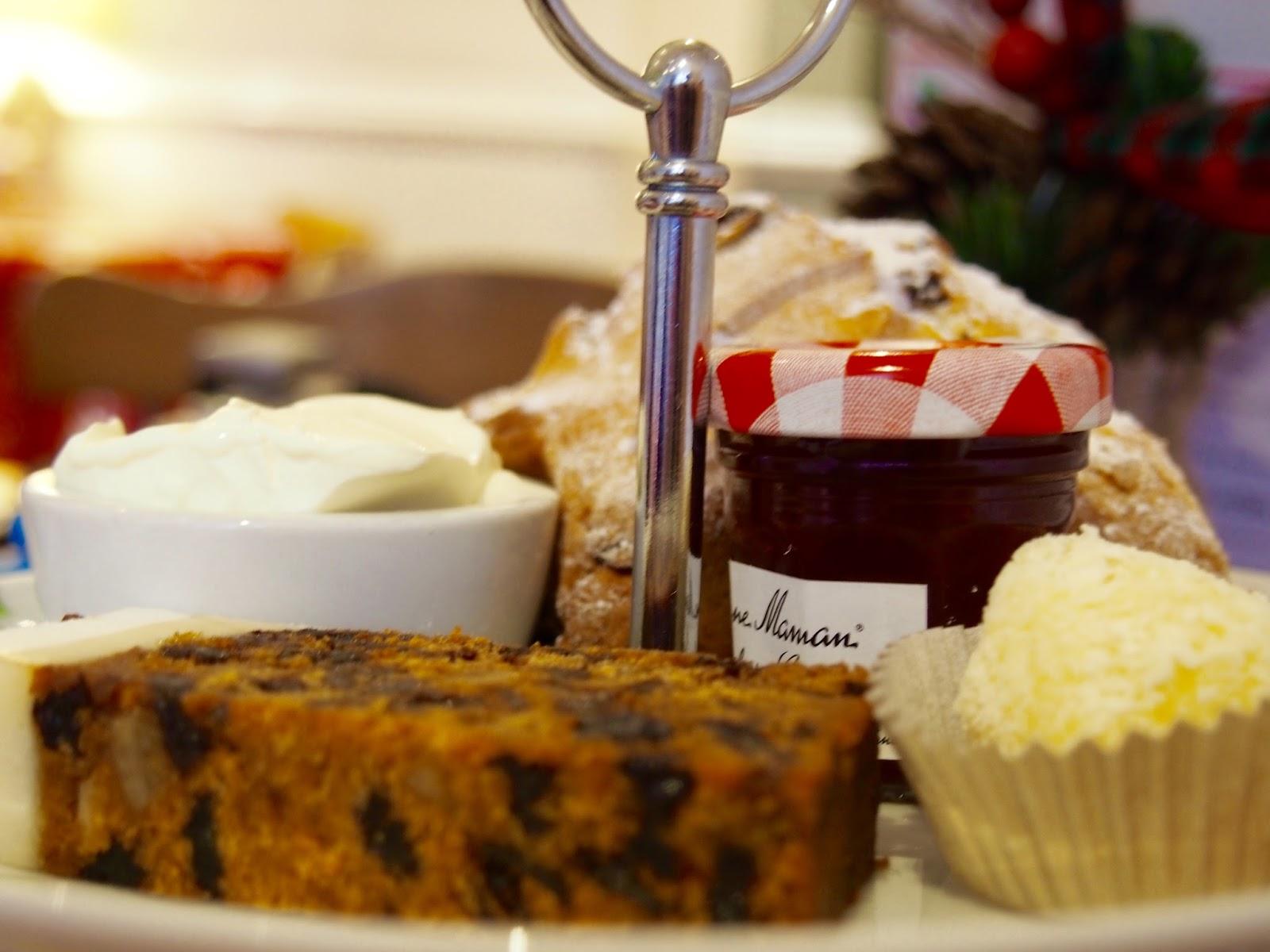 daisy tea rooms, scarborough, afternoon tea