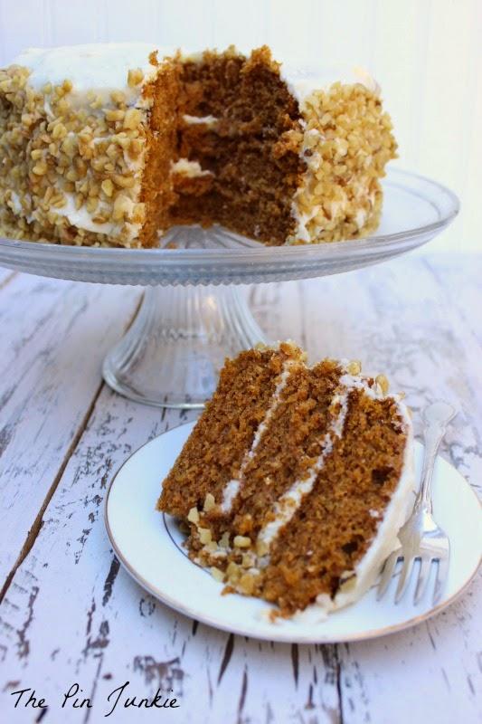 pumpkin-spice-cake