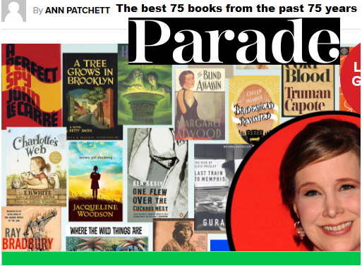 My Head Is Full of Books: 75 best books of the past 75 years