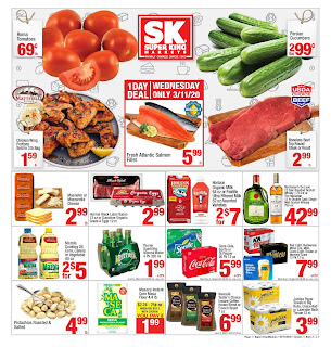 ⭐ Super King Ad 4/8/20 ⭐ Super King Weekly Ad April 8 2020