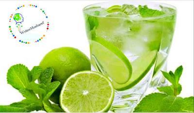 Lemon juice will be a good disease