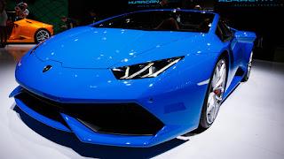 2017 Lamborghini Hurricane Design