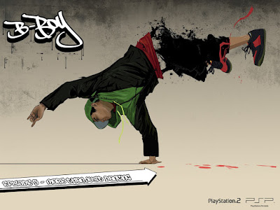 B-Boy PSP ISO Download for Android