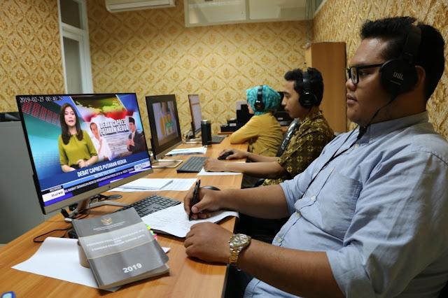 Tak Berimbang Siarkan Kampanye Capres, KPID Tegur Metro TV