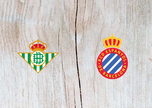 Real Betis vs Espanyol - Highlights 30 January 2019