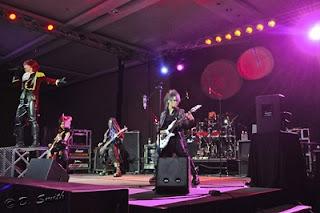 Band Cewek Jepang Tercantik dan Terkeren Di Jepang