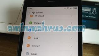 blokir sms telpon di hp xiaomi terbaru