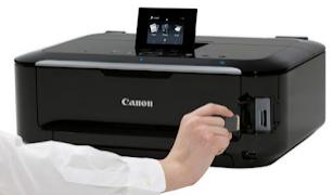 Canon MG5350 Controlador de impresora para Windows y Mac