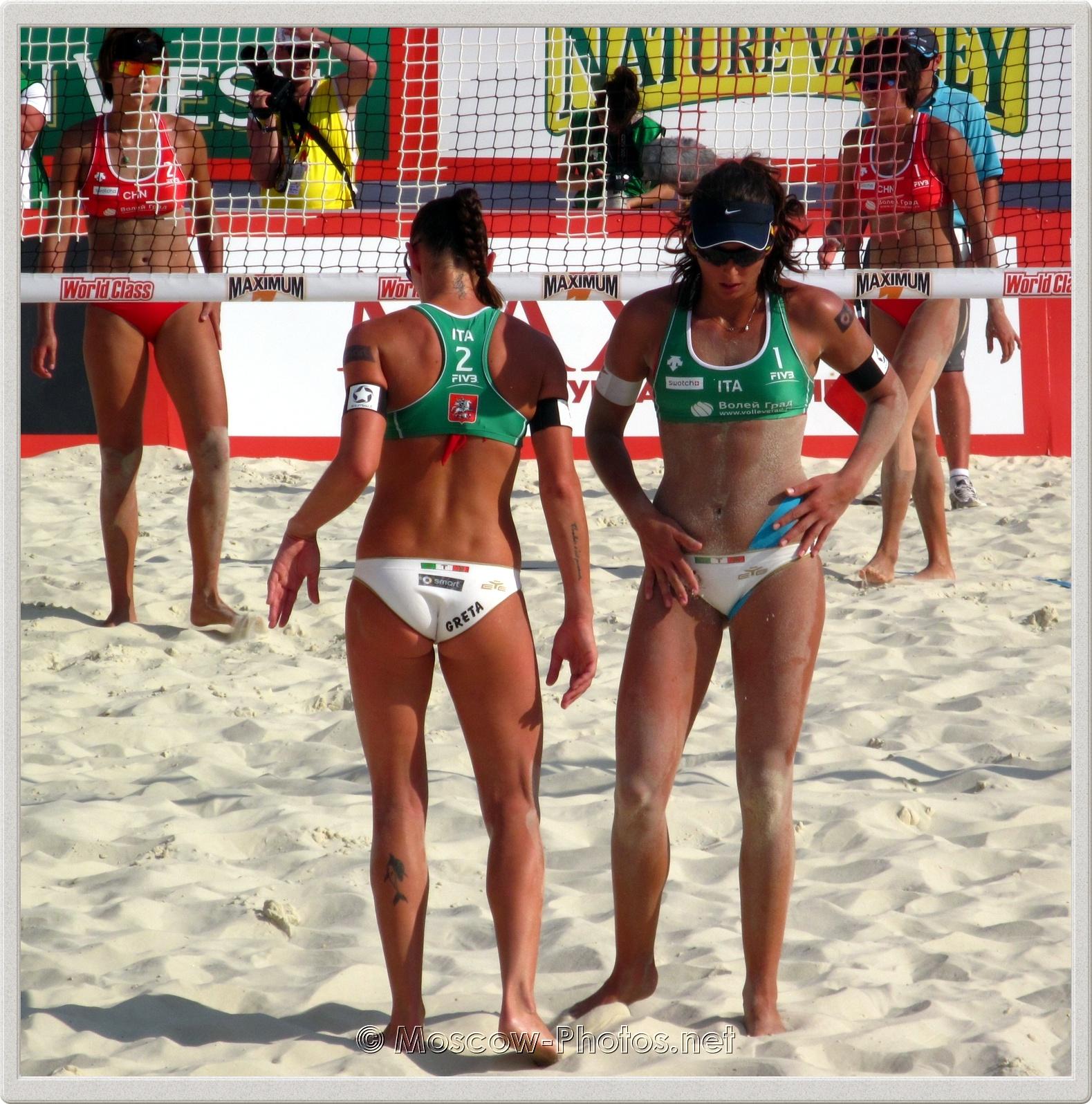 Italiian Team - Greta Cicolari & Marta Menegatti