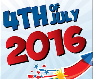 When is 4th of July in 2014, 2015, 2016, 2017, 2018, 2019, 2020