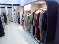 Furniture Interior Toko Pakaian - Furniture semarang
