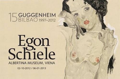 Exposición Egon Schiele