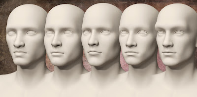 Distinctive HD Faces and Bodies for Genesis 3 Male