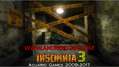 Download Insomnia 3 Моd Apk + Data v3 Android (Ads Free) Terbaru 2017