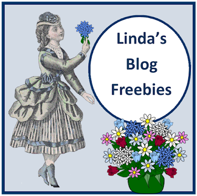 I Hope You Enjoy My Linda's Blog Freebies!