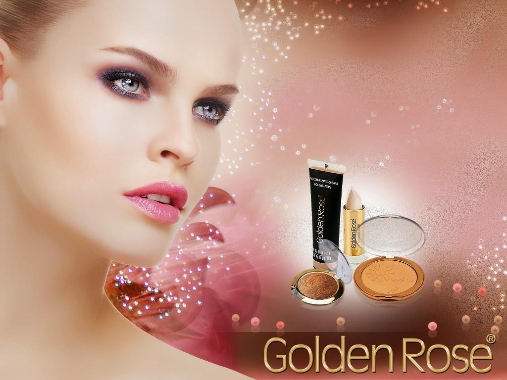 sorteo en blog de cosméticos golden rose