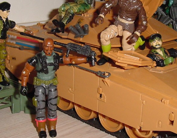 2005 HAS Roadblock, TRU Exclusive, 1985 Flint, Mauler, Rampart, Brazil, Estrela, Duke