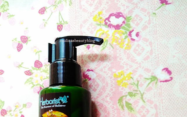 Review Herborist Body Lotion