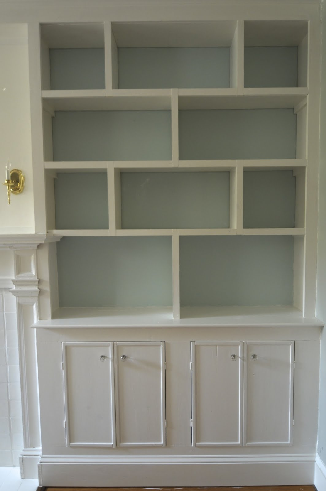 Built In Bookshelves Julia Ryan