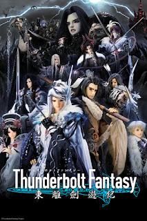 Thunderbolt Fantasy - Anime Thunderbolt Fantasy VietSub