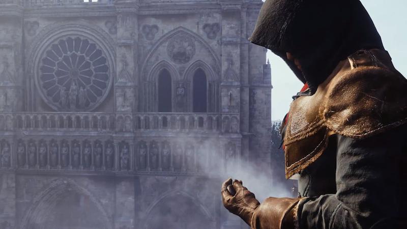 Assassin's Creed Unity Wallpaper HD