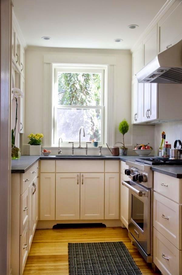 Contoh Desain Dapur Mungil
