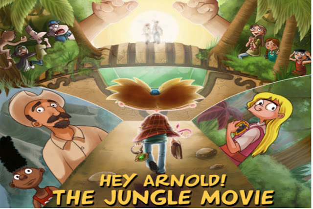Hey Arnold! The Jungle Movie (2017) : Full Movie Online Free
