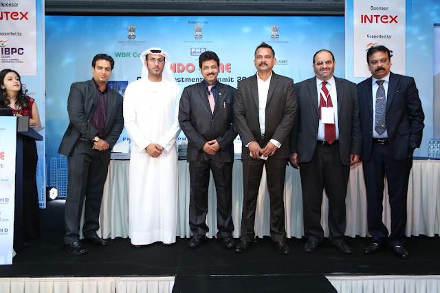 WBR Corp organized its signature event Indo-UAE Global Investment Summit & World Brands Summit ~ Most Trusted Brands of Asia 2016 in Dubai, UAE