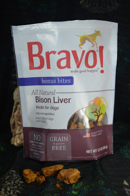 freeze dried liver treats that don't stink to high heaven.