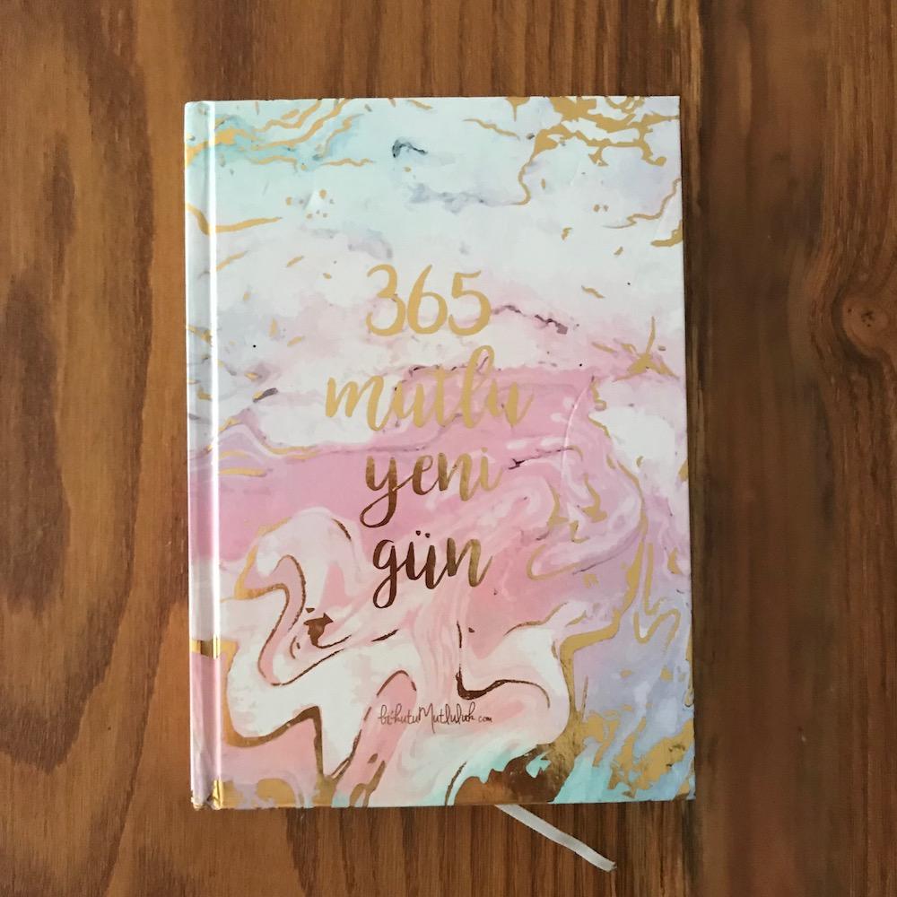 Dreamy 365 Mutlu Yeni Gun Ajandasi