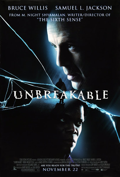 Poster of Unbreakable 2000 Hindi 720p BRRip Dual Audio Full Movie Download