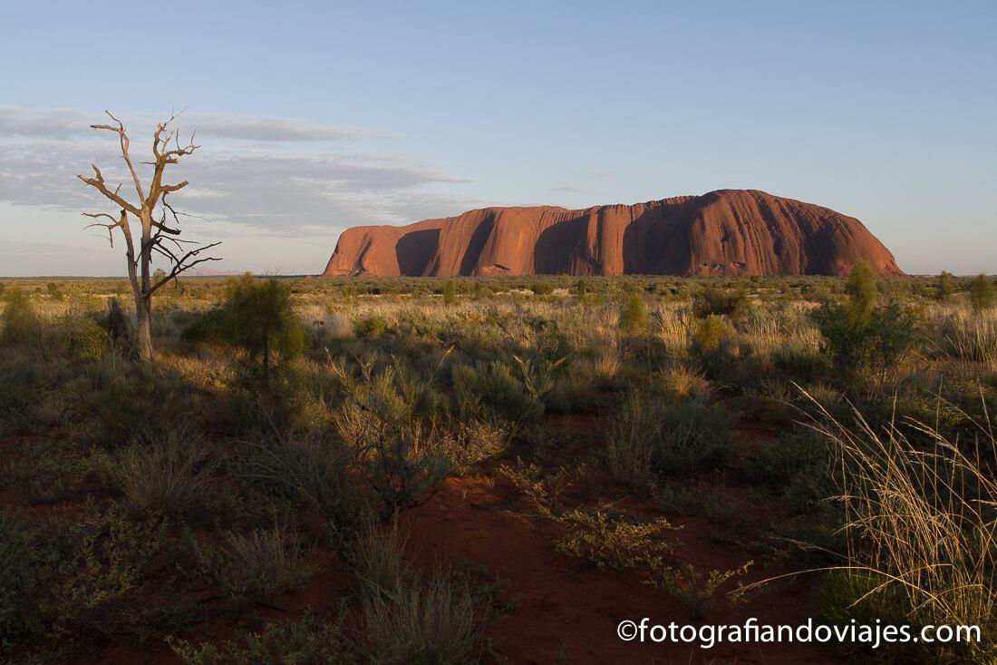 Ayers Rock Uluru itinerario viajes Australia