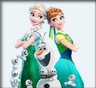 Elsa e Anna - Febre Congelante