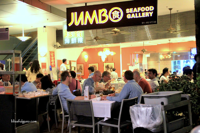 Jumbo Seafood Gallery Restaurant Singapore Blog