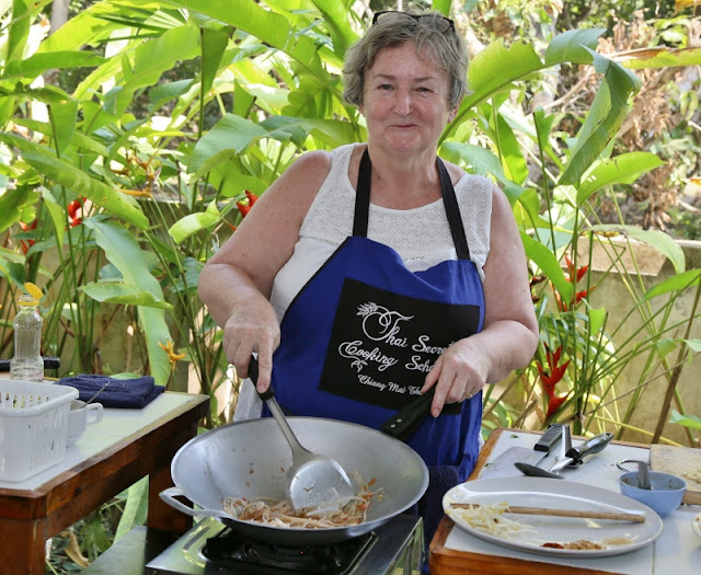 Thai Cooking Class Photos Chiang Mai Thailand 2018