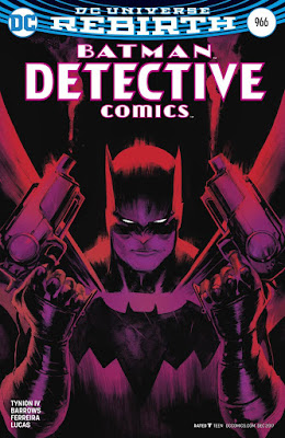 detective comics rebirth