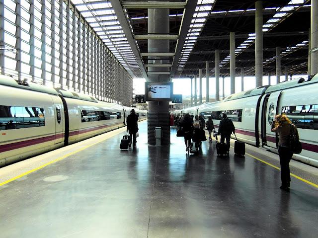 Informações da Estação Atocha