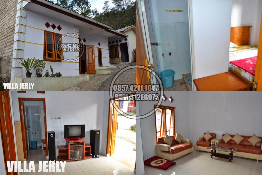 Daftar Villa Murah Guci Tegal