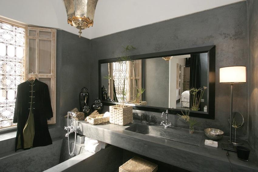 Pareti Grigie Mobili Legno : Boiserie c pareti grigie poetiche e contemporanee