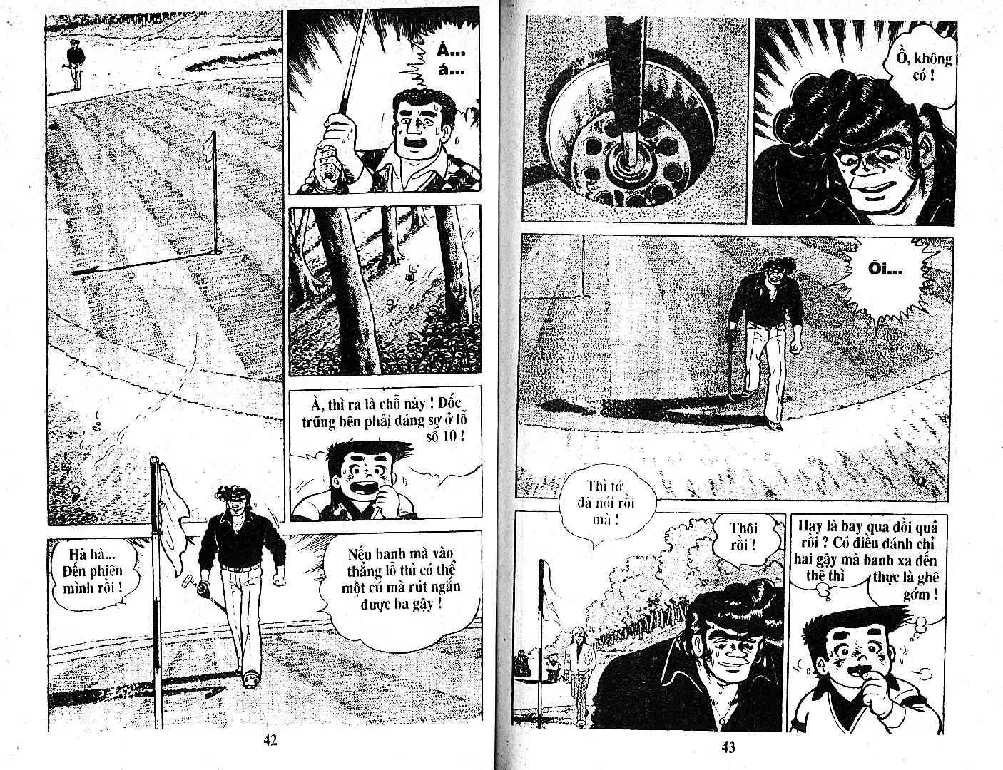 Ashita Tenki ni Naare chapter 26 trang 20
