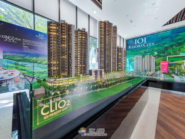 The Clio 2 Residences
