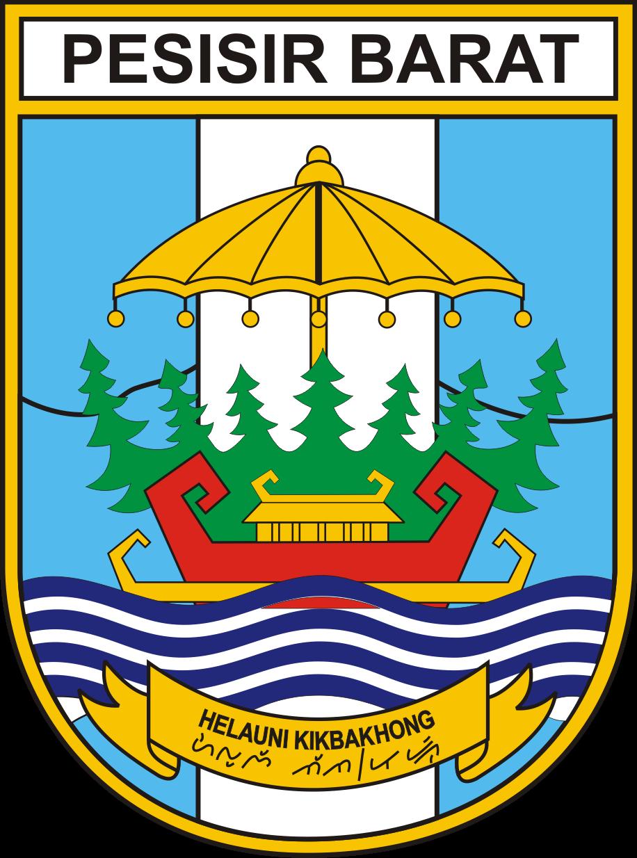Logo Kabupaten Pesisir Barat Ardi La Madi S Blog