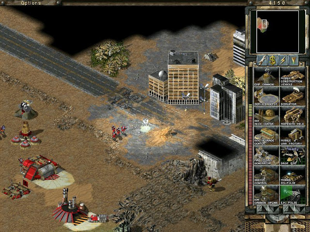 Command and Conquer Tiberian Sun Free PC Download Screenshot 2