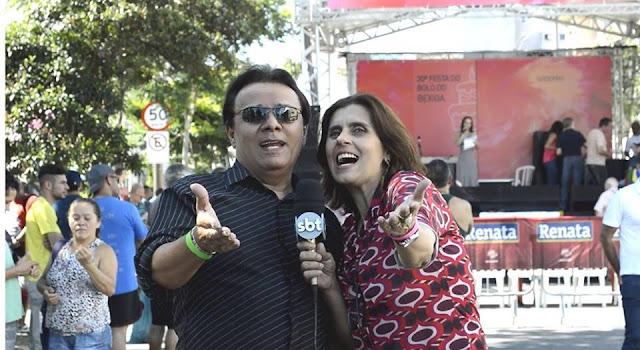 """""""To Chegando"""" do Programa Zé Cirilo na TV Difusora SBT ta virando mania em São Paulo"""