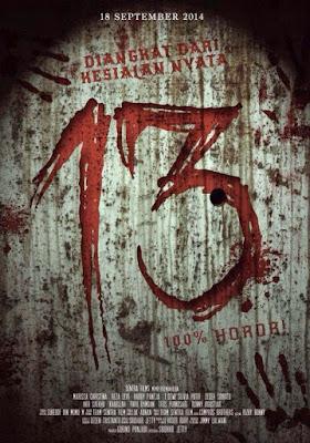Poster Film 13 (Tigabelas)