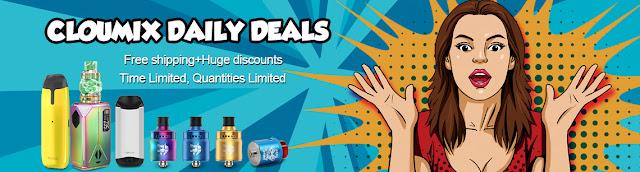 Vape Daily Deals Summer E-cigarette Promotions, 2018