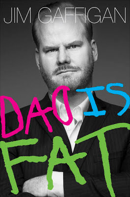 Dad is Fat by Jim Gaffigan - book cover