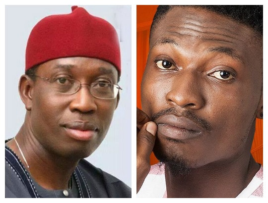 #BBNaija: Read Delta State Governor's congratulatory message to Efe