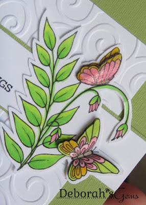 Easter Blessings detail - photo by Deborah Frings - Deborah's Gems
